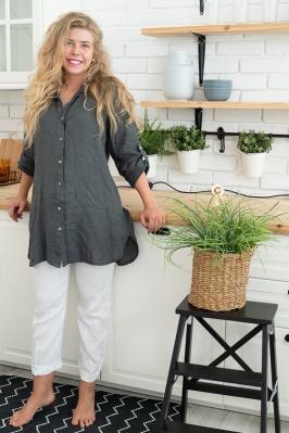 Linen blouses