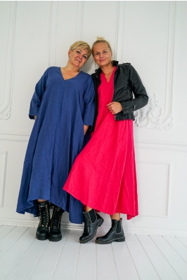 Autumn winter linen collection