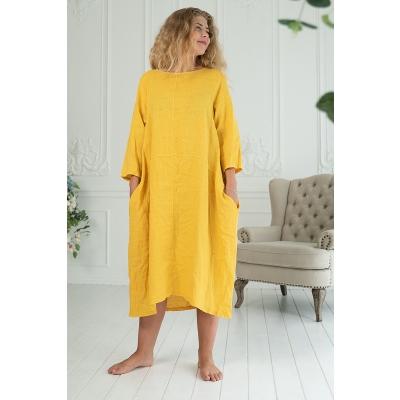 LINANE KLEIT FREEDOM, mustard