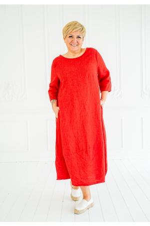LINANE KLEIT ANNAROSE, red
