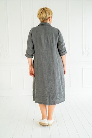 LINANE KLEIT DAGNE, dark grey