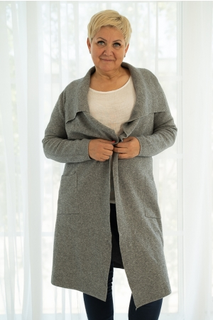 MARGARITA CARDIGAN,GREY