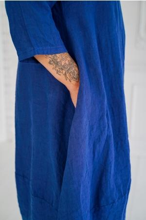LINANE KLEIT ANNAROSE, navy blue