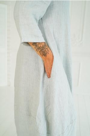 LINANE KLEIT ANNAROSE, light grey