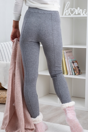 PEACHY TROUSERS, GREY