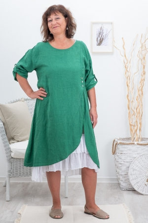 ROMANTIC LINANE KLEIT,GREEN