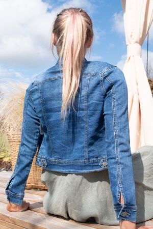 YARROW JEAN JACKET