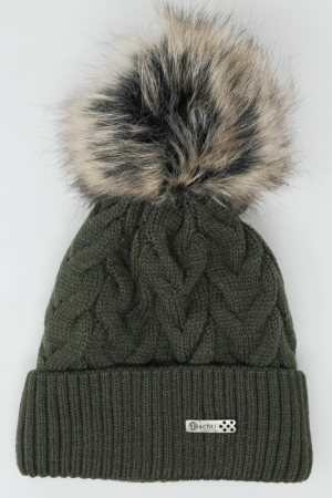 MADE UP HAT,KHAKI