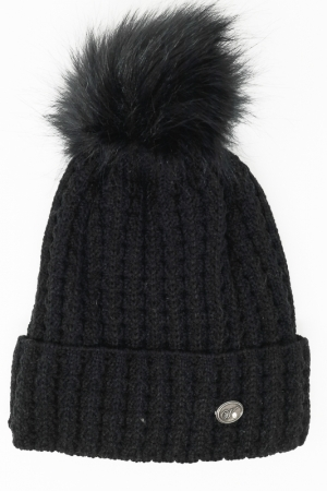 WAKE UP HAT,BLACK