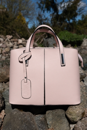 EDEN GENUINE LEATHER HANDBAG
