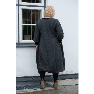 ANNAROSE LINANE KLEIT,DARK GREY