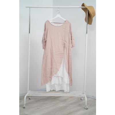 LINANE KLEIT ROMANTIC, light rosa